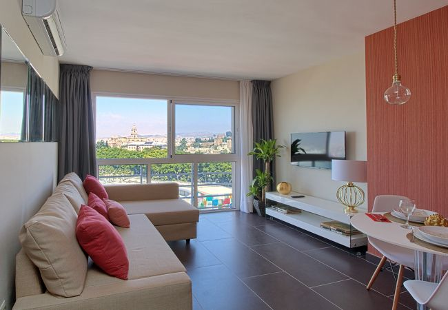 Apartamento en Málaga - Malagueta I - 11D