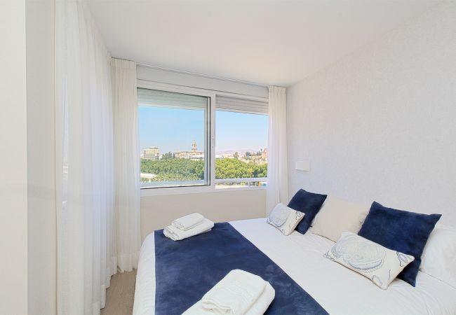 Apartamento en Málaga - Malagueta III - 8E