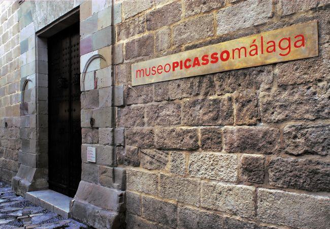 Estudio en Málaga - Malagueta IV - 8A