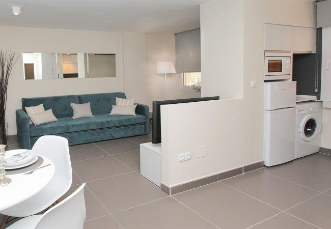 Apartamento en Málaga - Malagueta VI - 4F