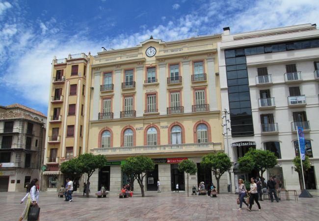 Apartamento en Málaga - Constitución V