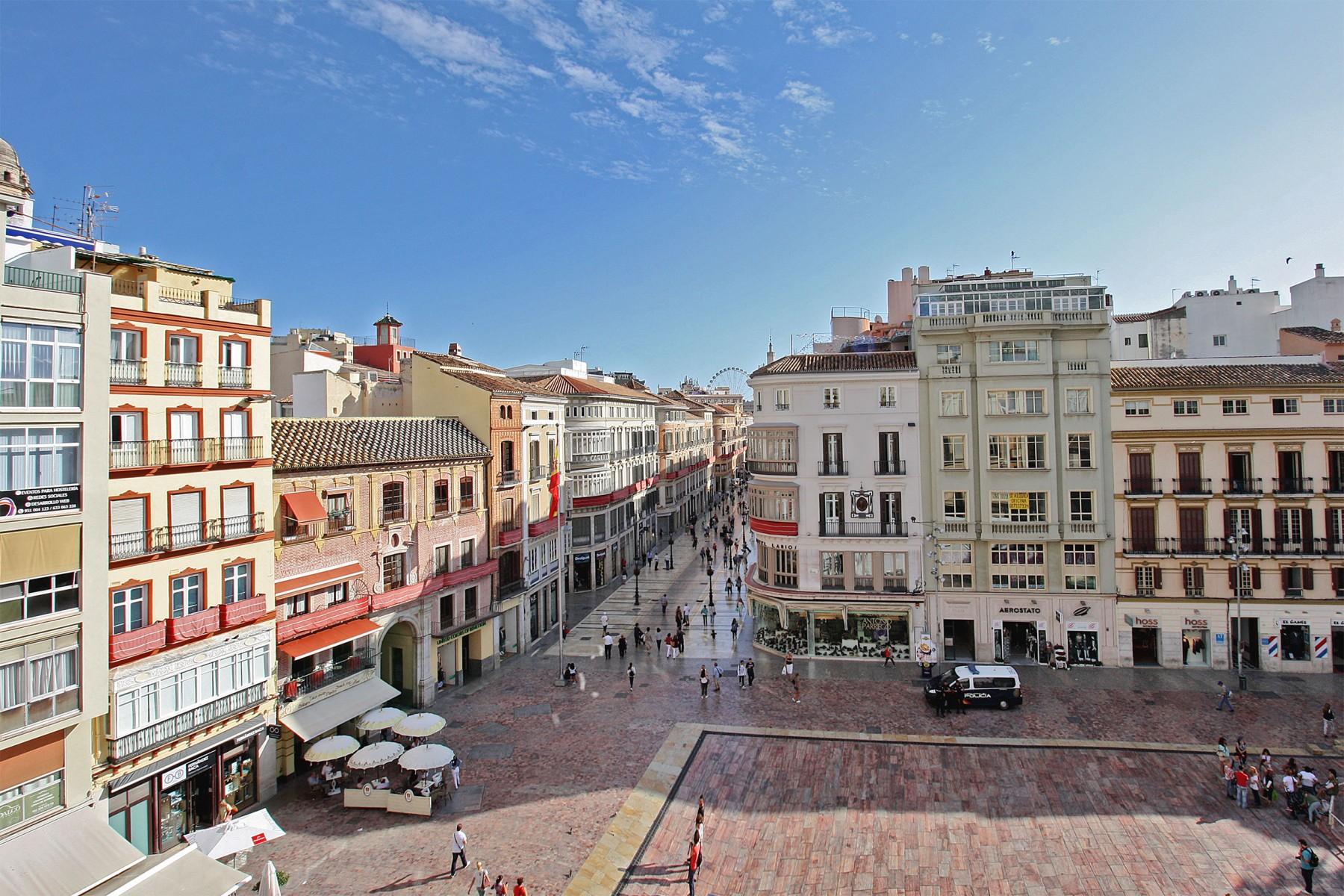 Apartamentos en m laga ciudad constituci n i for Alojamiento estancia 25m2