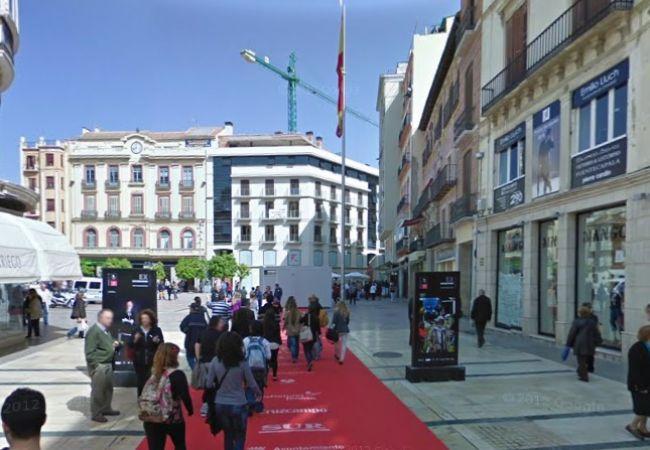 Apartamento en Málaga - Constitución IV
