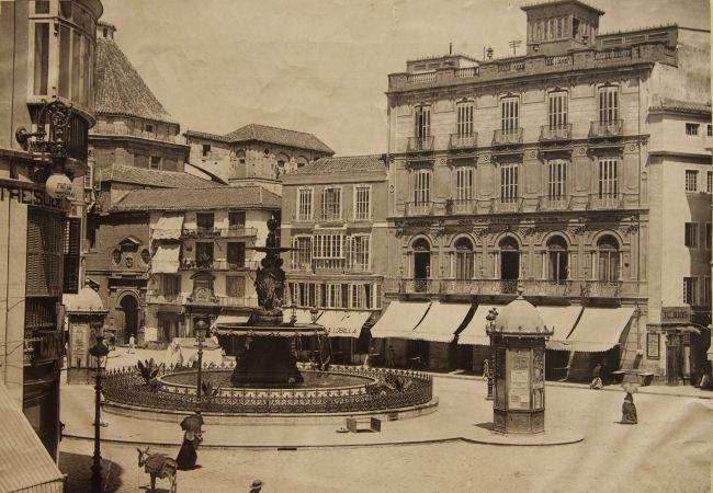 Apartamento en Málaga - Constitución VIII