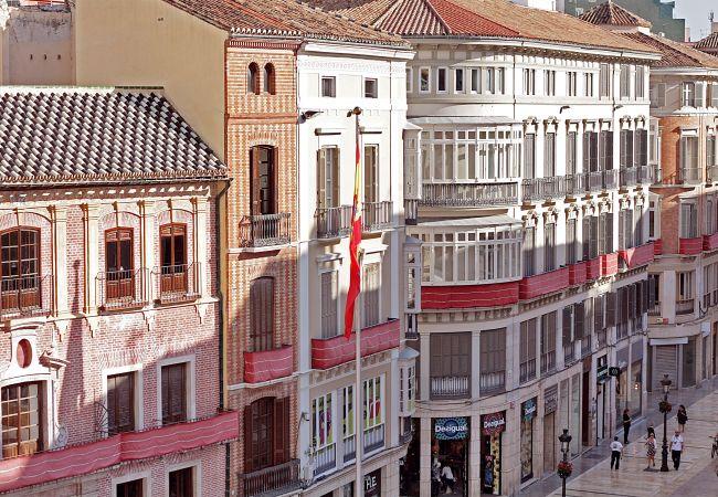 Apartamento en Málaga - Constitución III