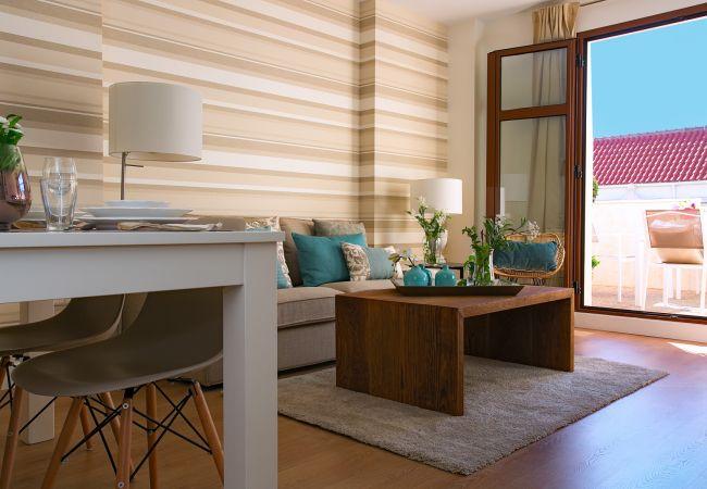Apartamento en Málaga - Atico Alameda Principal