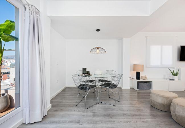 Apartamento en Málaga - Atico Atarazanas