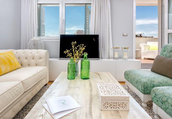 Apartamento en Málaga - Atico Calle Nueva III - 5C