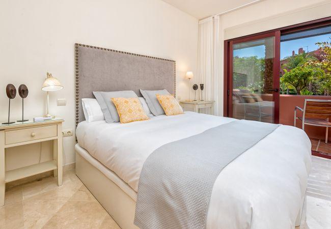 Apartamento en Marbella - Urb Alicate playa - Los Monteros