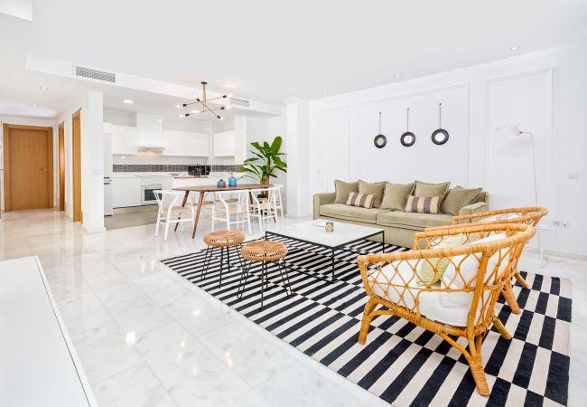 Apartamento en Málaga - Alameda Principal 3A