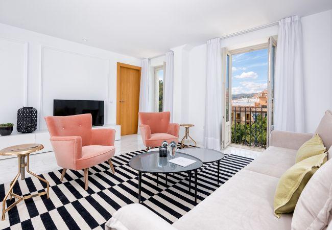 Apartamento en Málaga - Alameda Principal 4A