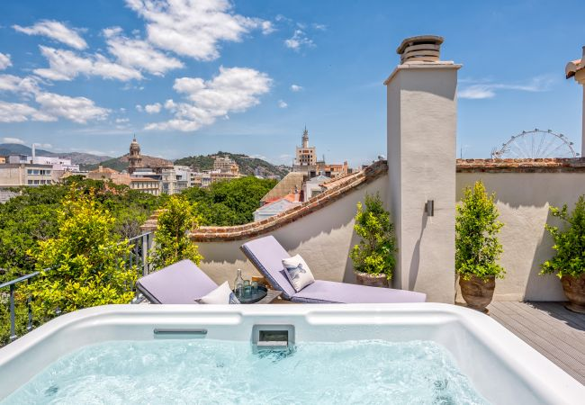 Apartamento en Málaga - Alameda Principal 5B