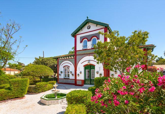 Villa en Málaga - Villa Elisa