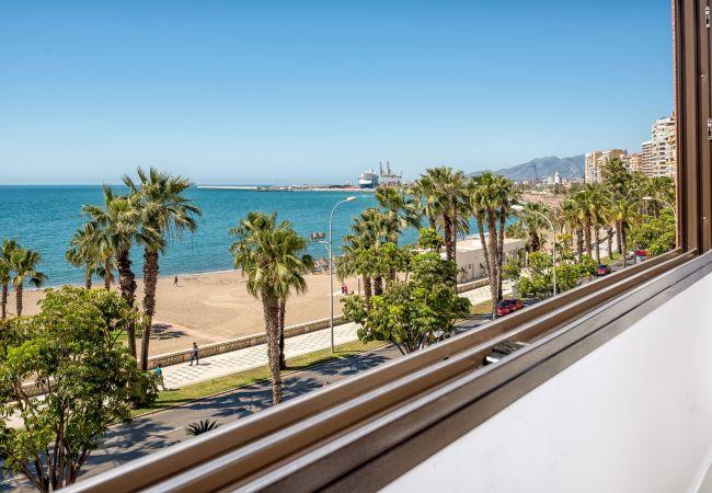 Estudio en Málaga - Miramar I