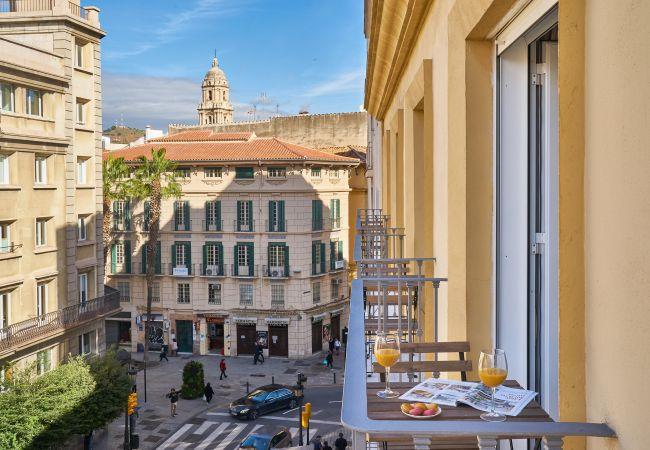 Apartamento en Málaga - Puerta del Mar 2B