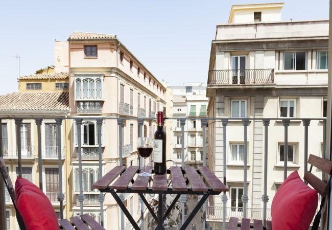 Apartamento en Málaga - Puerta del Mar 3A