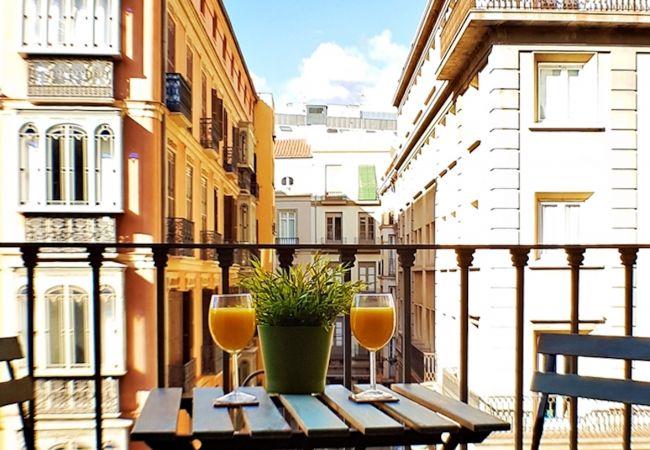 Apartamento en Málaga - Puerta del Mar 3B