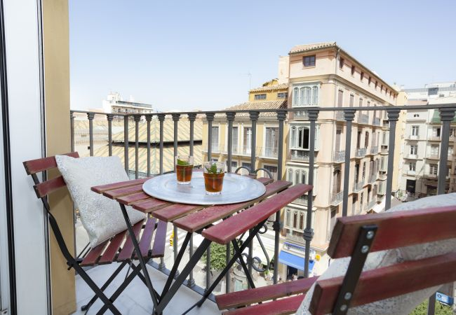 Apartamento en Málaga - Puerta del Mar 4A