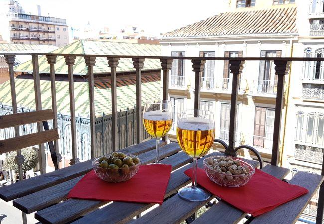 Apartamento en Málaga - Puerta del Mar 4B