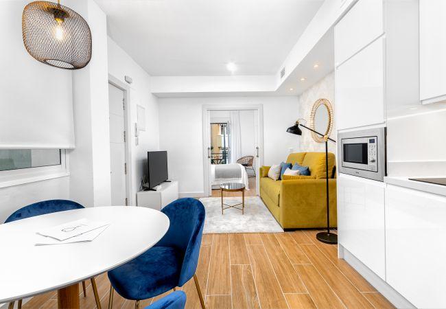 Apartamento en Málaga - Capuchinos III - 2A
