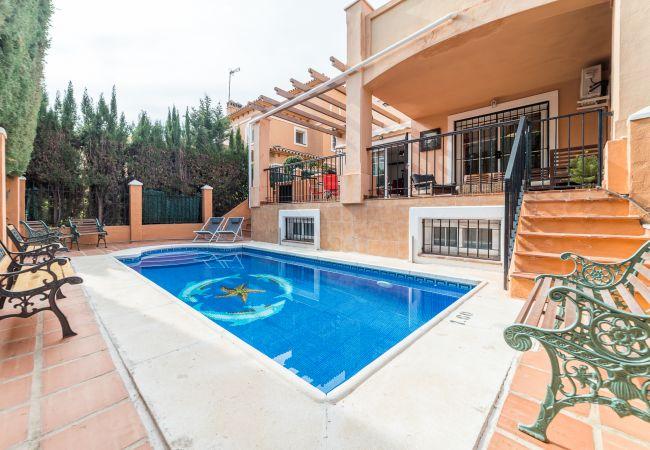 Villa en Torremolinos - Villa los alamos