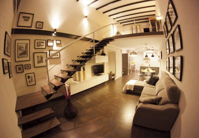 Apartment in Málaga - Becquer I