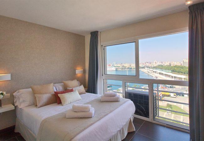 Apartment in Málaga - Malagueta I - 11D