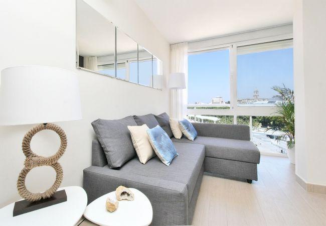 Apartment in Málaga - Malagueta III - 8E