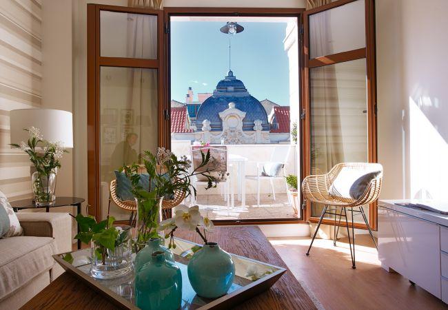 Apartment in Málaga - Atico Alameda Principal