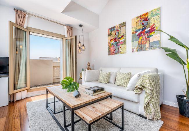 Apartment in Málaga - Atico Felix Saenz