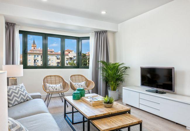 Apartment in Málaga - Rosaleda I
