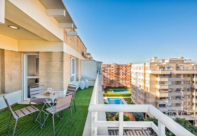 Apartment in Málaga - Ciudad de la Justicia II