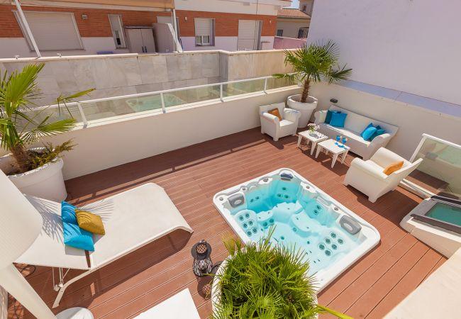 Apartment in Málaga - Atico Calle Nueva IV - 4F
