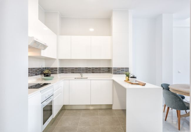 Apartment in Málaga - Alameda Principal 2A