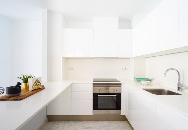 Apartment in Málaga - Alameda Principal 1B