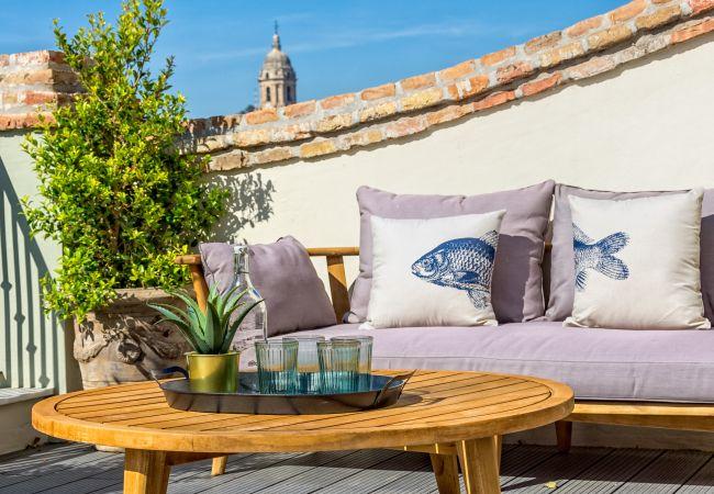 Apartment in Málaga - Alameda Principal 5B