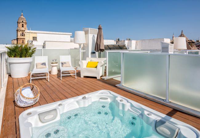 Apartment in Málaga - Atico Calle Nueva II - 5B