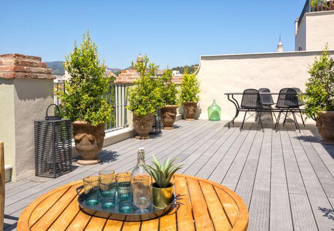 Apartment in Málaga - Alameda Principal 5A