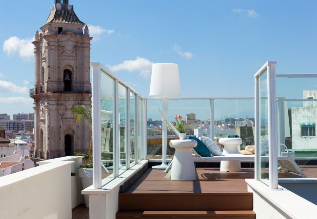 Apartment in Málaga - Atico Calle Nueva I - 5A