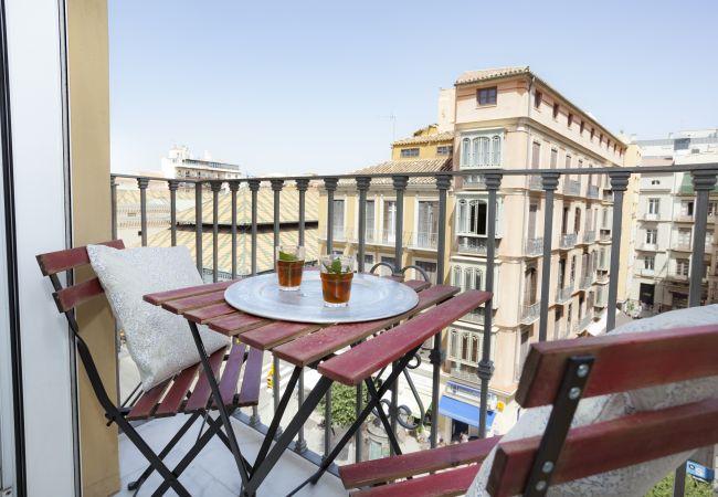 Apartment in Málaga - Puerta del Mar 4A