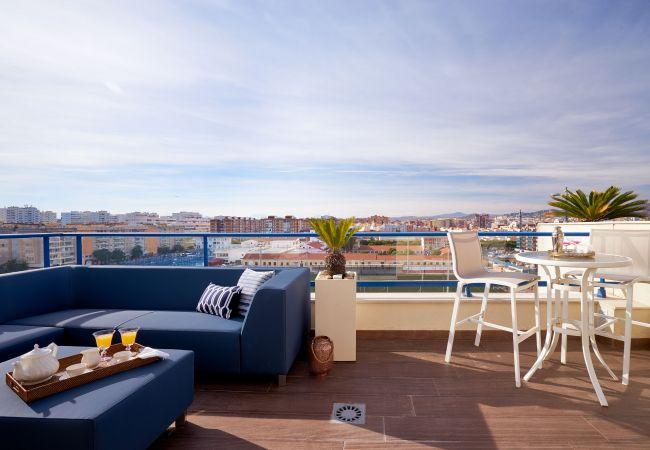 Apartment in Málaga - Pacífico 19 Atico C