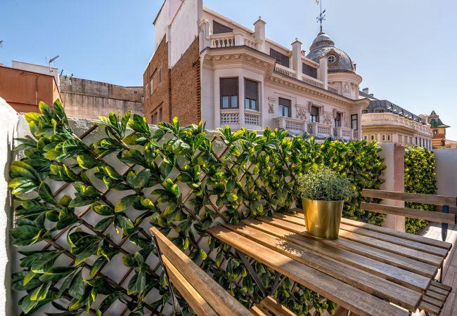 Apartment in Málaga - Moreno Carbonero