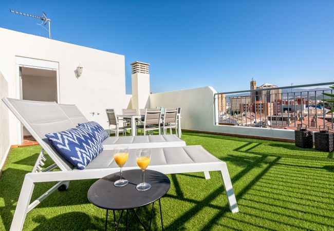 Apartment in Málaga - Cuarteles 26