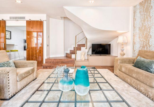 Apartment in Málaga - Atico Strachan Larios