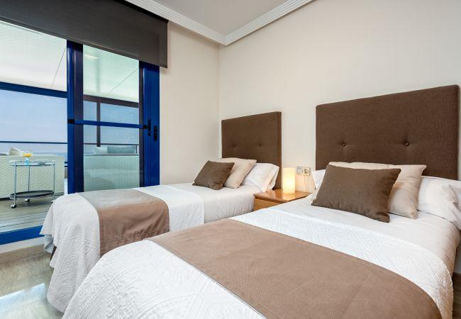 Apartment in Málaga - Pacifico 19 Atico A