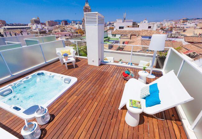 Apartment in Málaga - Atico Calle Nueva V - 5D
