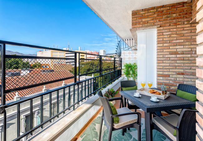Apartment in Málaga - Plaza Teatro Atico II - 6E