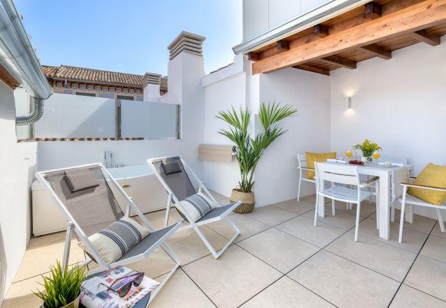 Studio in Málaga - Calle Nueva Suites VII - Ático