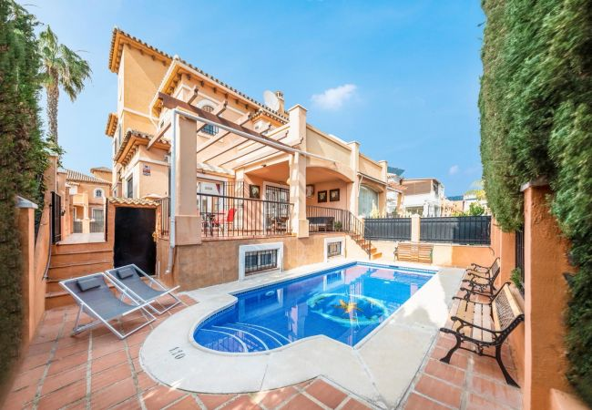 Villa in Torremolinos - Villa los alamos