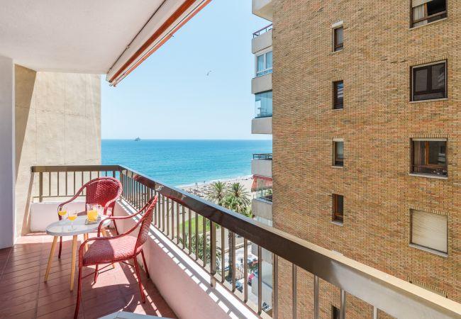 Apartment in Málaga - Playa de la Malagueta II